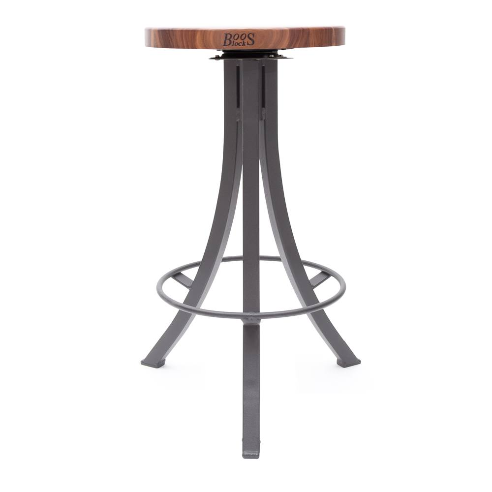 John Boos Walnut Bar-Height Dining Table - 42