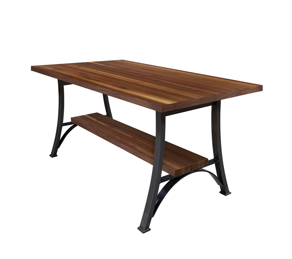 John Boos Walnut Counter-Height Dining Table - 36