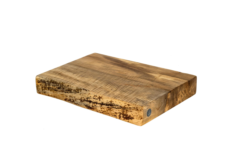 Live Edge Maple Cutting Board #003 - 17