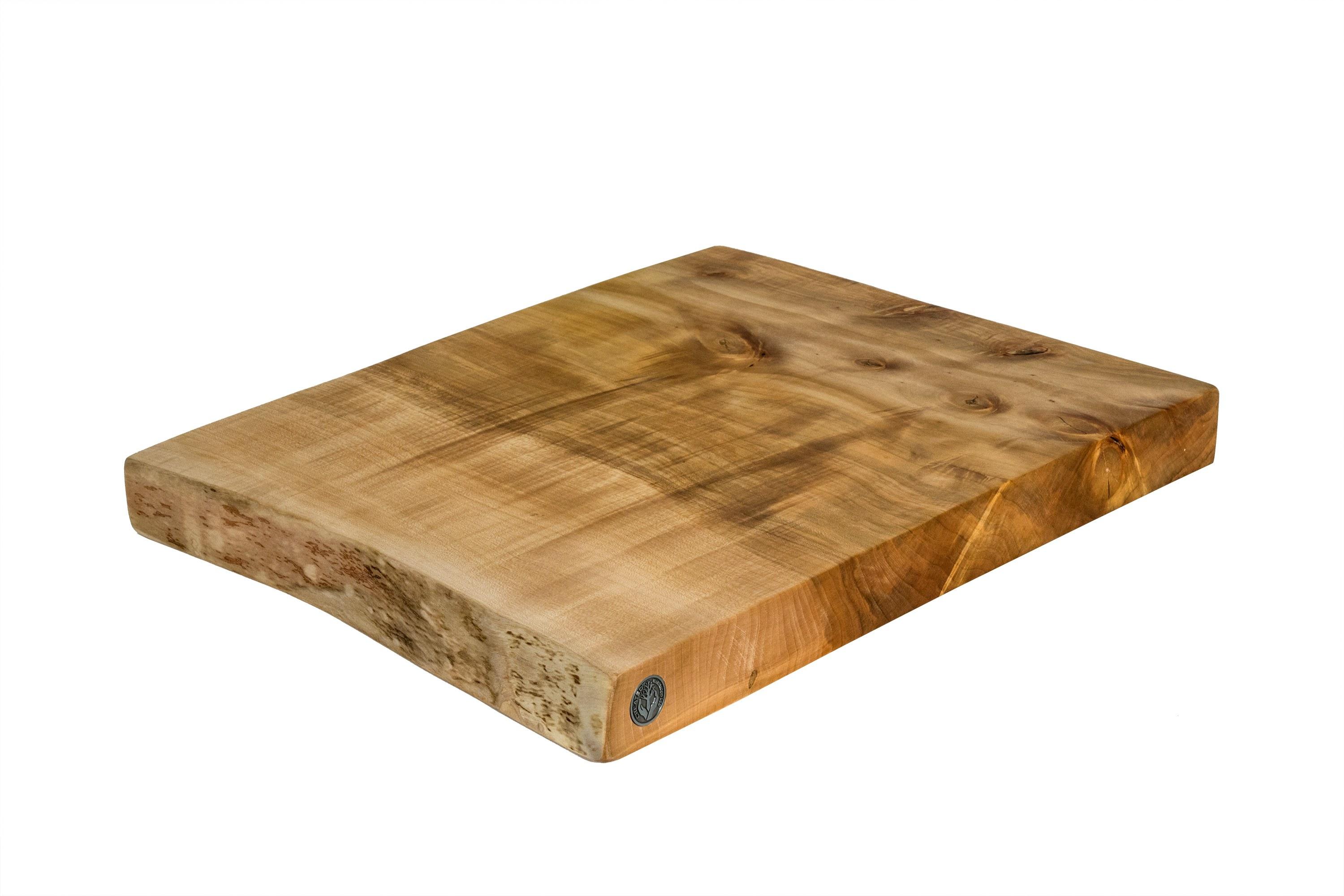 Live Edge Maple Cutting Board #012 - 15