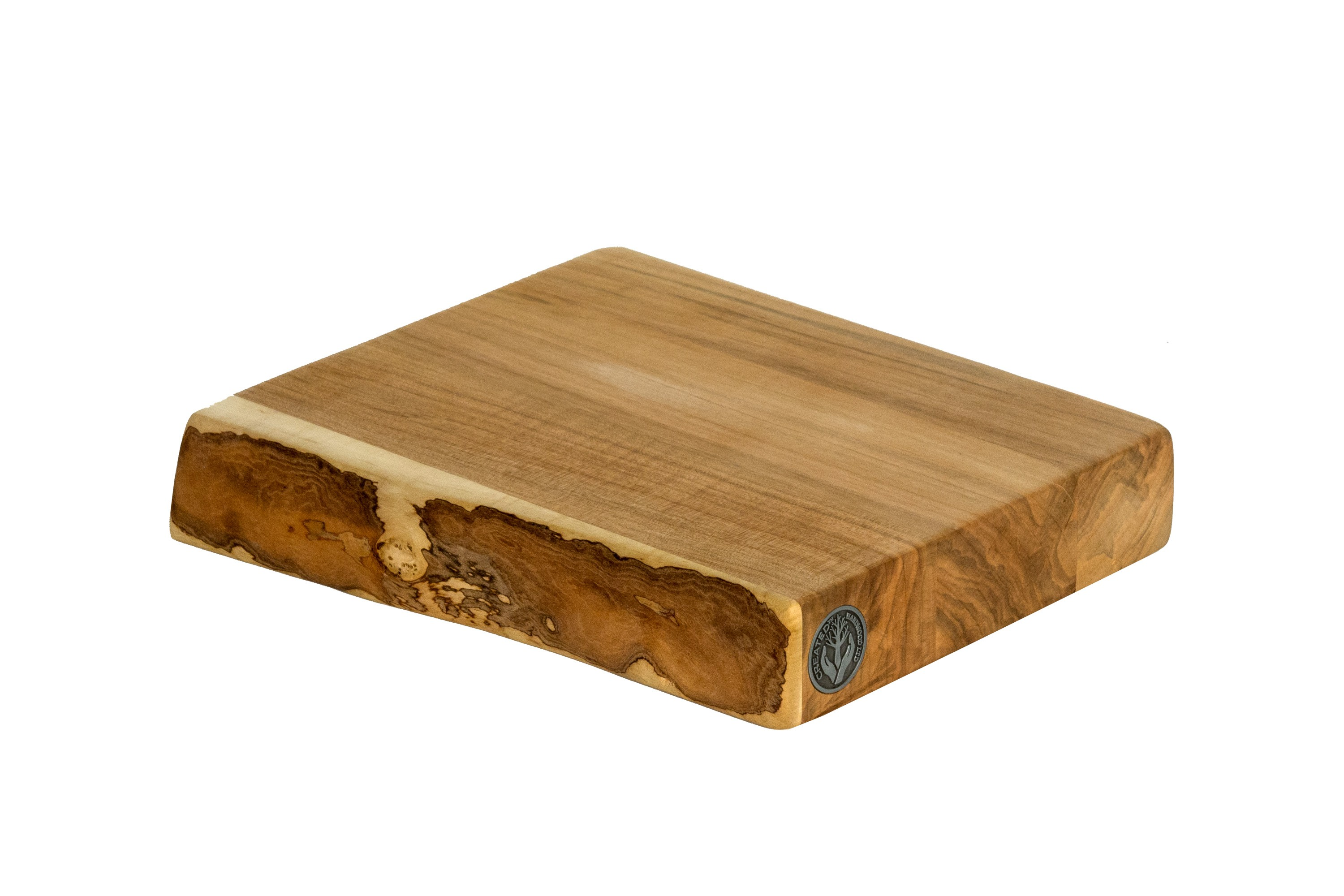 Live Edge Maple Cutting Board #021 - 9