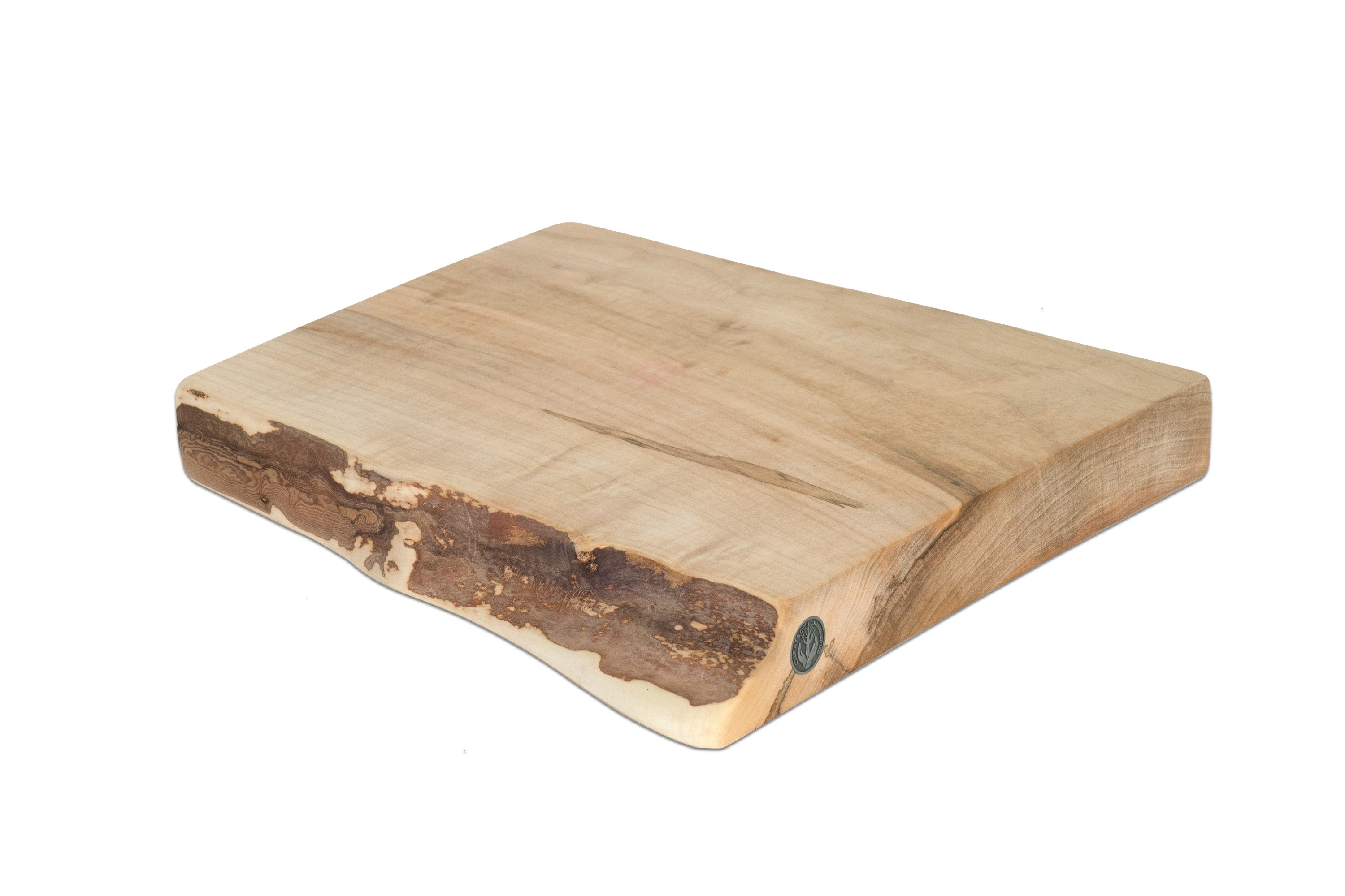 Live Edge Maple Cutting Board #052 - 15