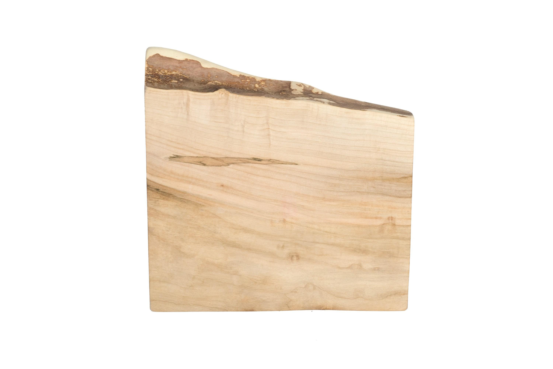 Live Edge Maple Cutting Board #052 - 15