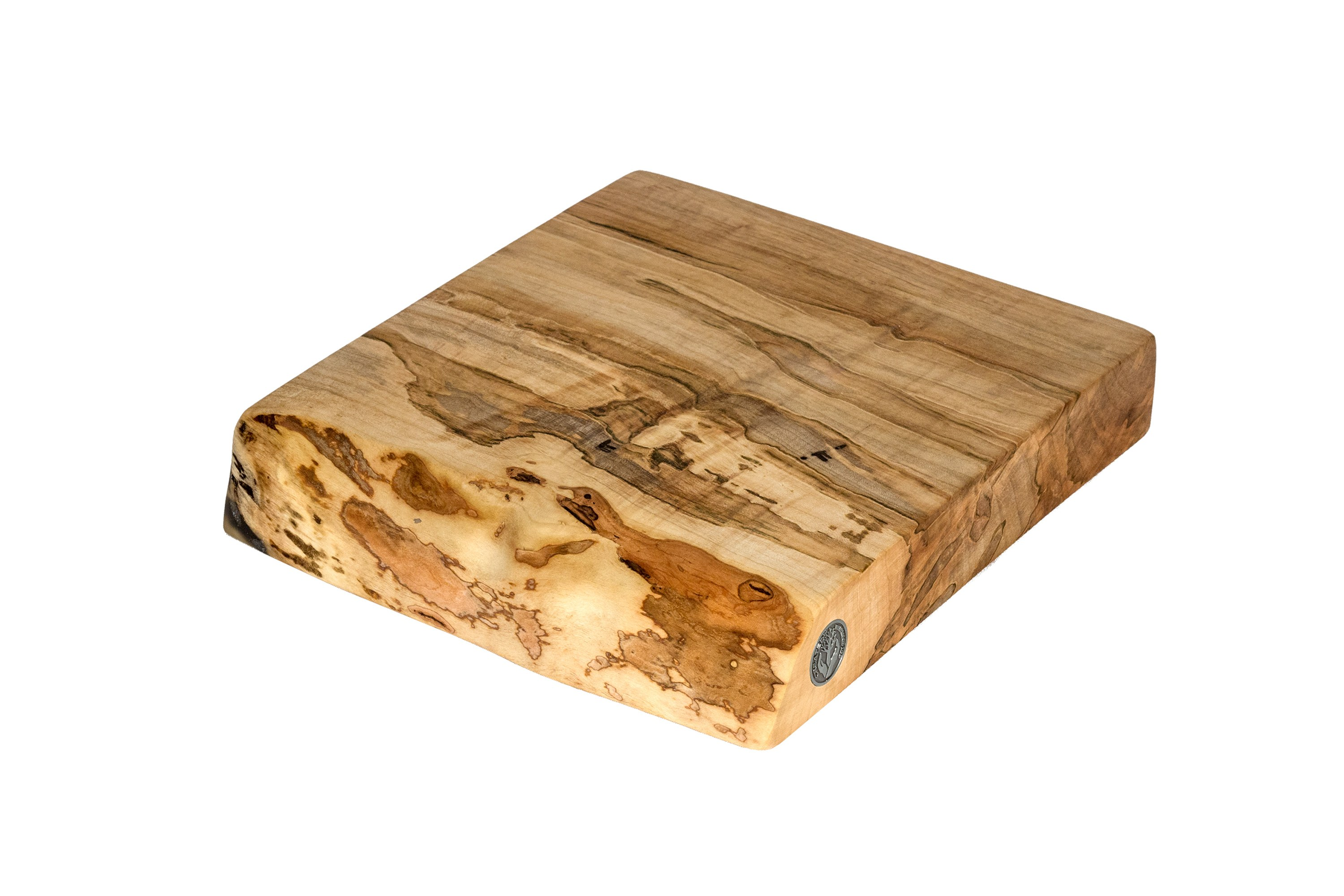 Live Edge Maple Cutting Board #075 - 10