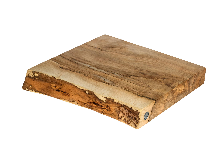 Live Edge Maple Cutting Board #074 - 17