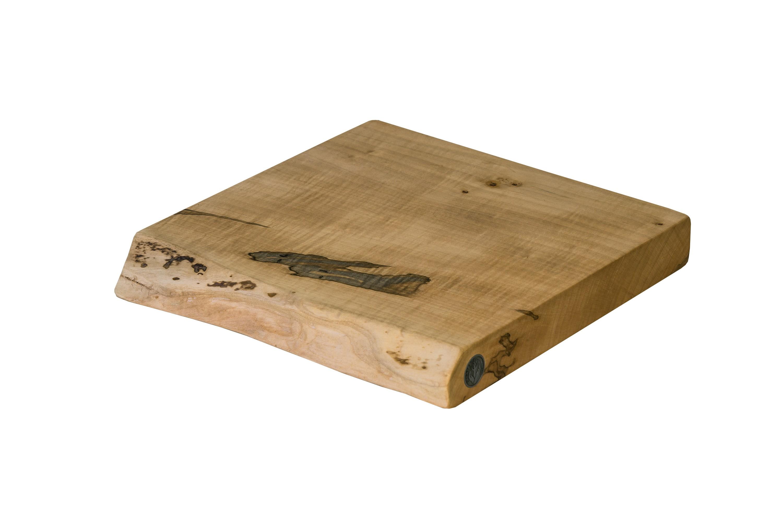 Live Edge Maple Cutting Board #165- 13