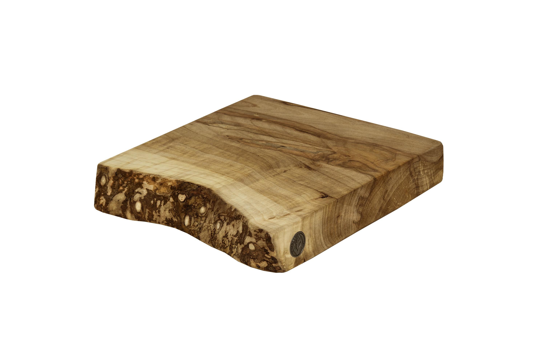 Live Edge Maple Cutting Board #171- 10