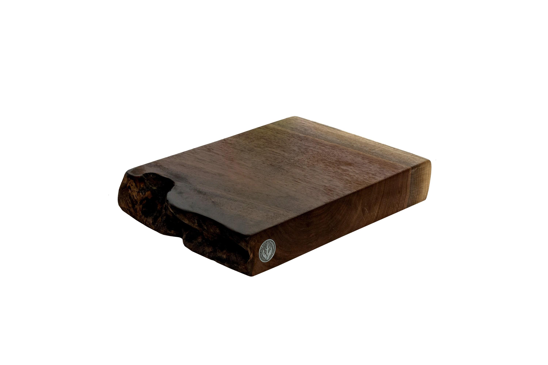 Live Edge Walnut Cutting Board #019 - 9