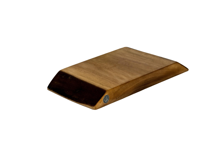 Live Edge Walnut Cutting Board #022 - 9
