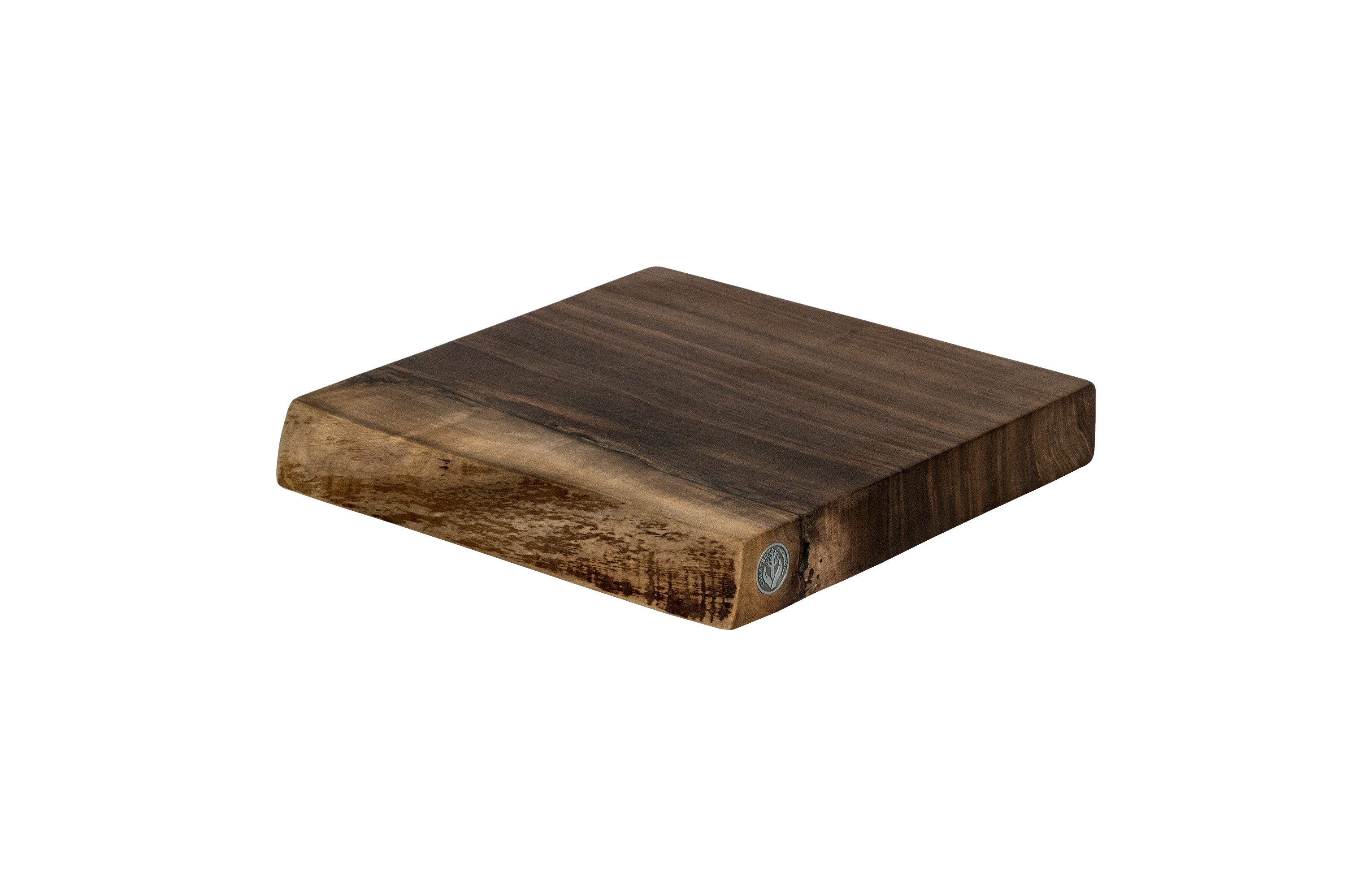 Live Edge Walnut Cutting Board #023 - 12