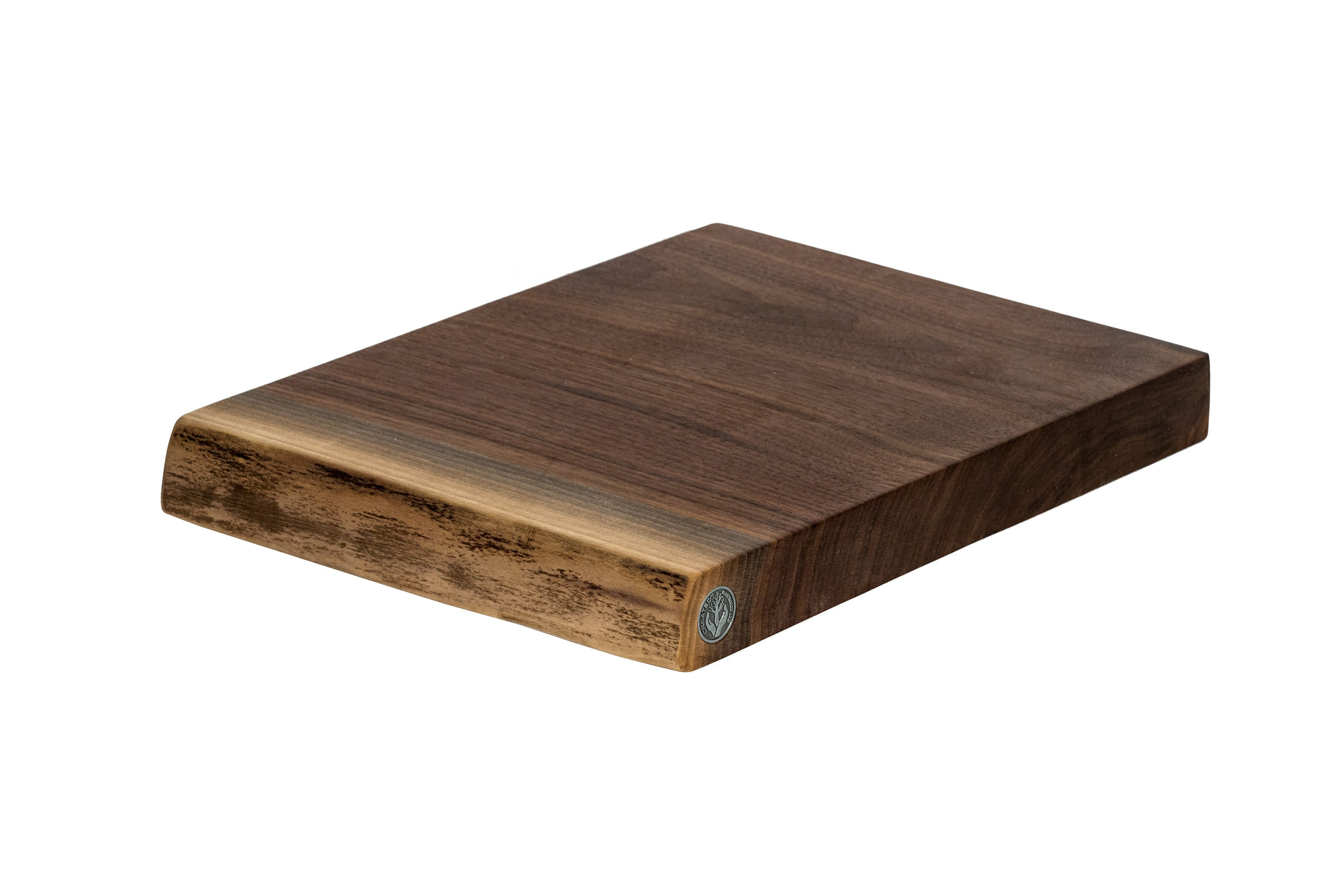 Live Edge Walnut Cutting Board #026 - 13