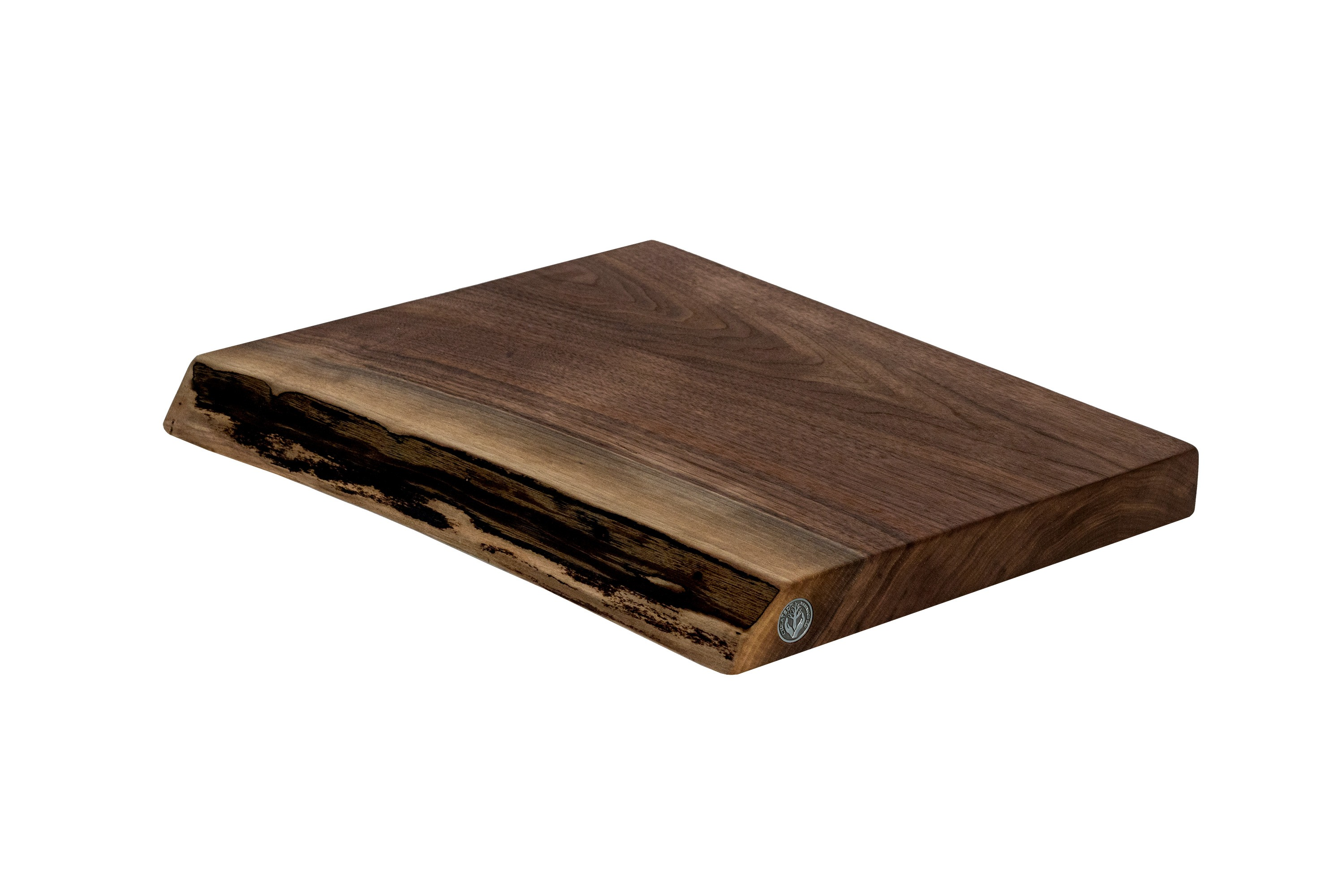 Live Edge Walnut Cutting Board #028 - 20