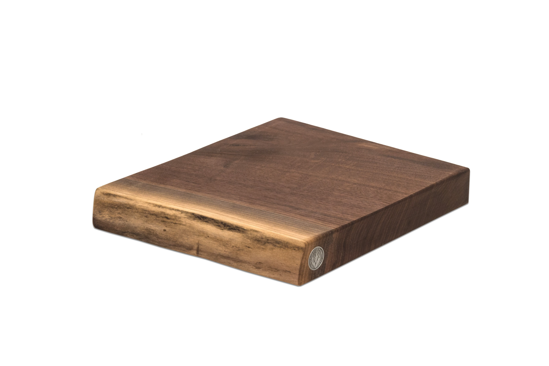 Live Edge Walnut Cutting Board #032 - 11