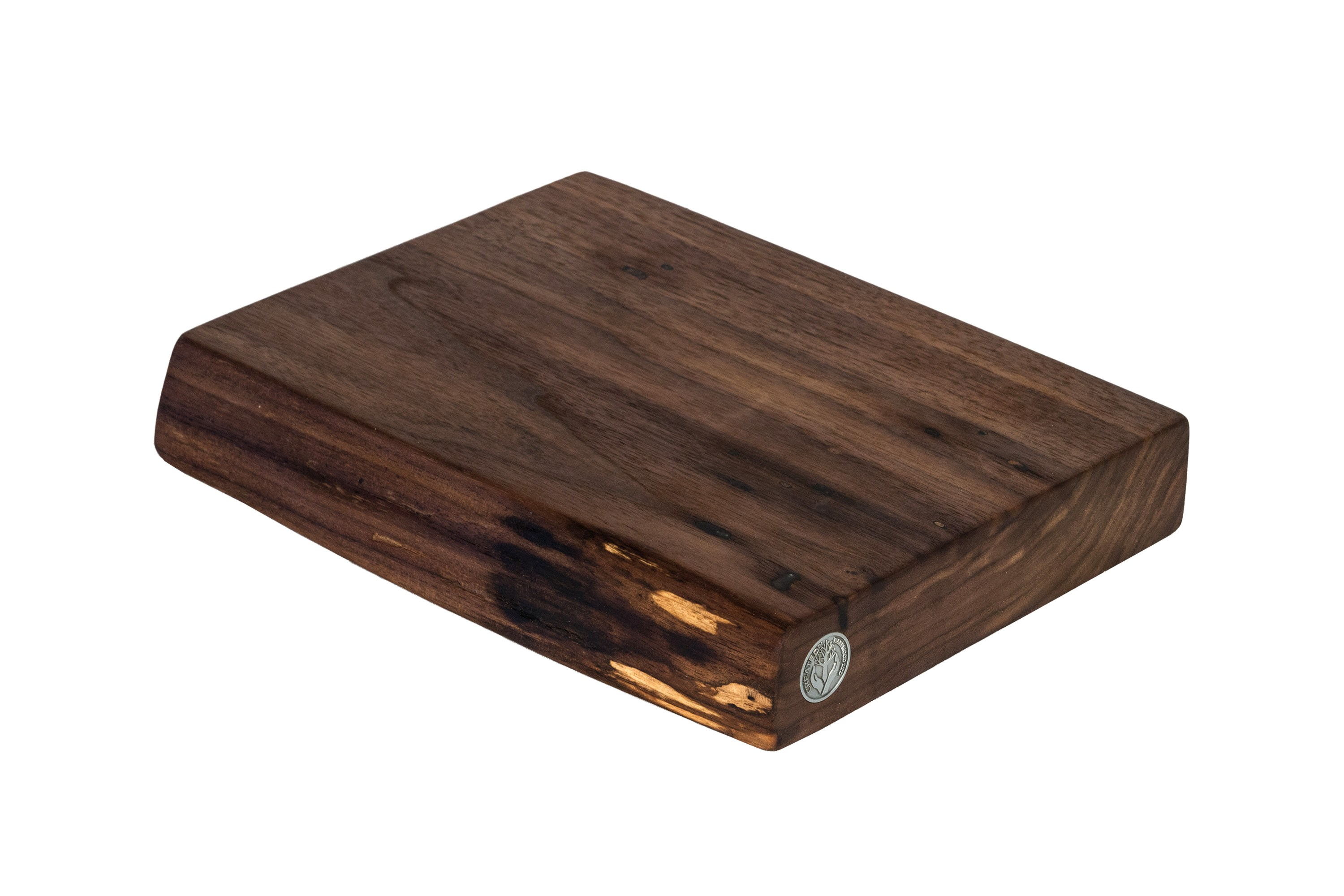Live Edge Walnut Cutting Board #083- 12