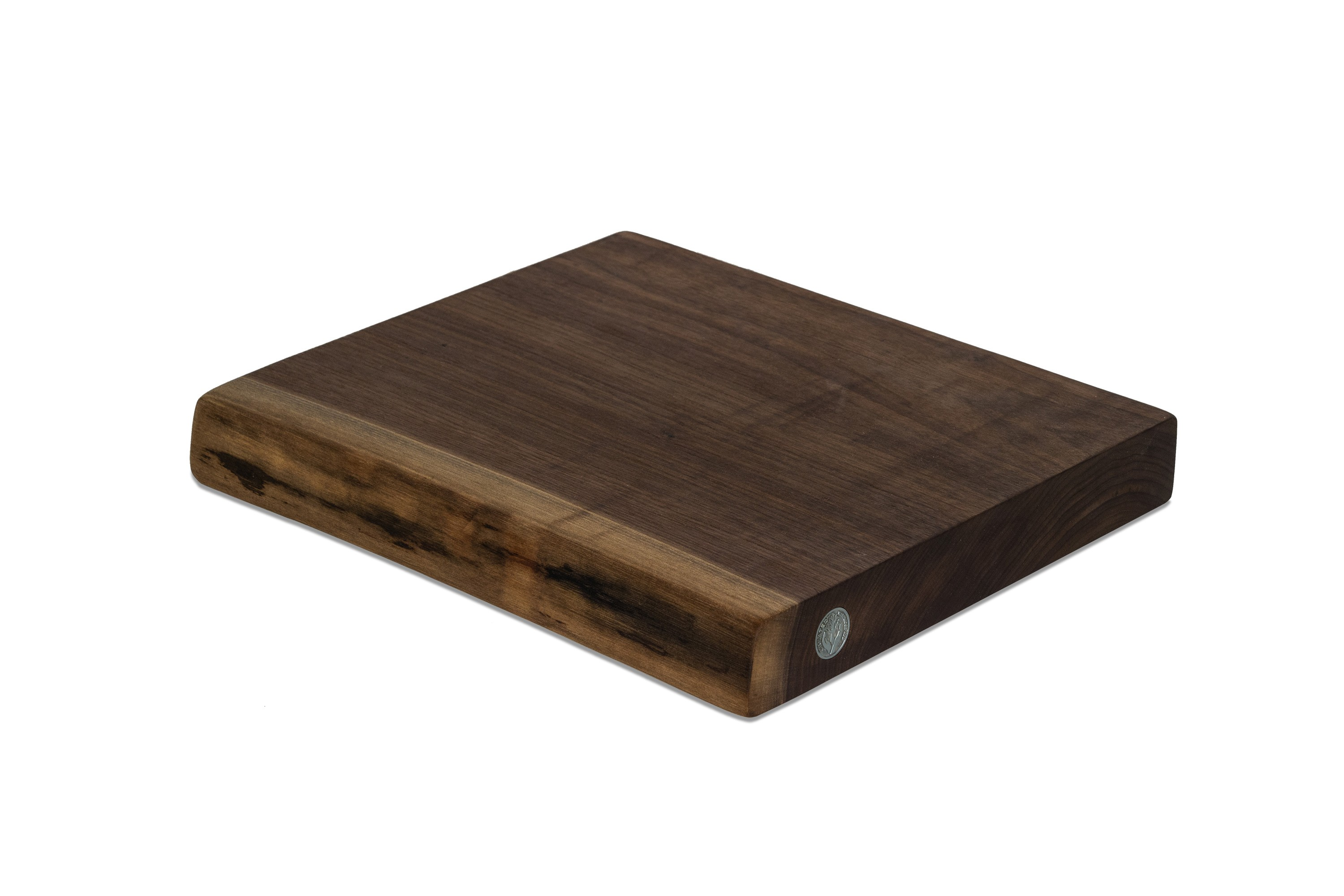 Live Edge Walnut Cutting Board #109 - 15