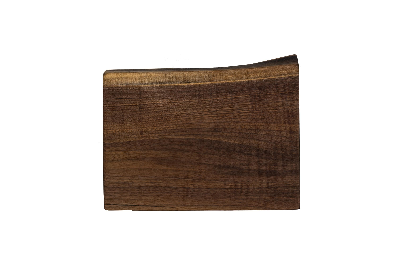 Live Edge Walnut Cutting Board #110 - 14.25
