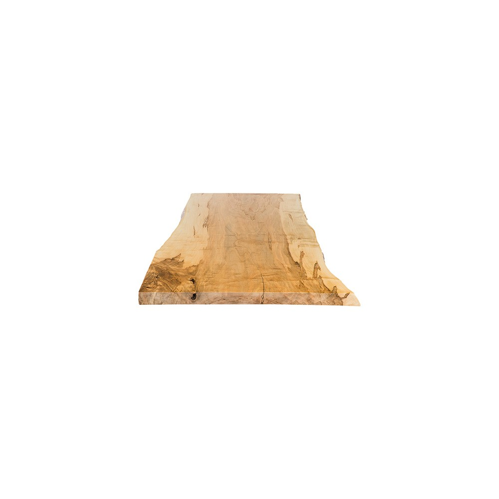Maple Live Edge Table Top #11 - 82