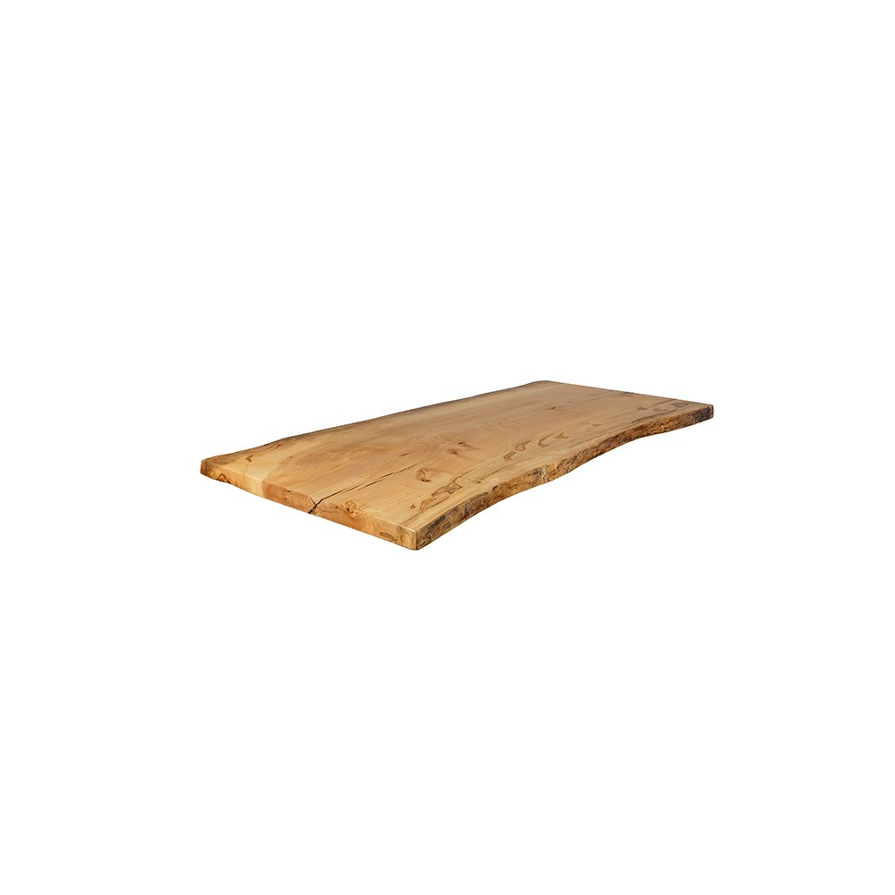 Maple Live Edge Table Top #118 - 66