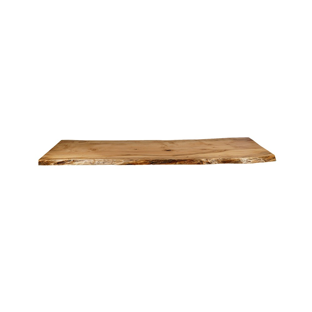 Maple Live Edge Table Top #122 - 79