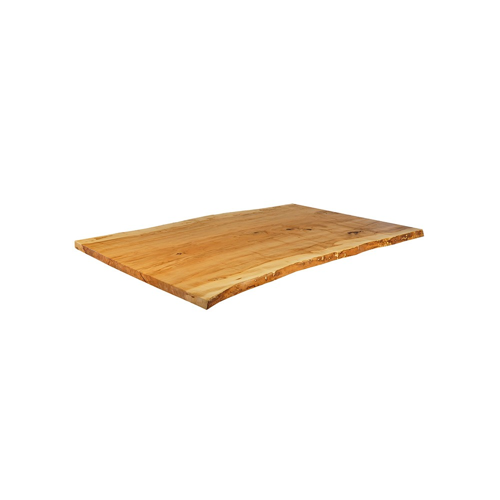 Maple Live Edge Table Top #150 - 72