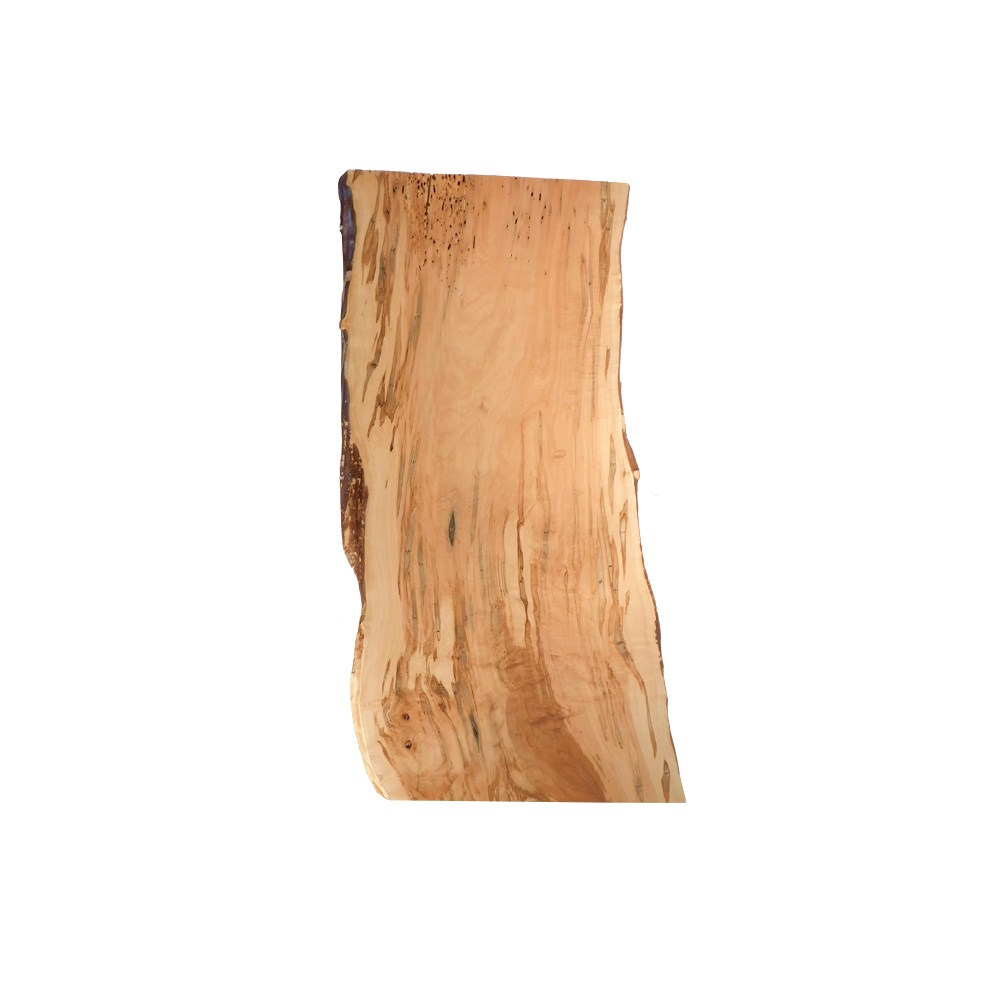 Maple Live Edge Table Top #152 - 66