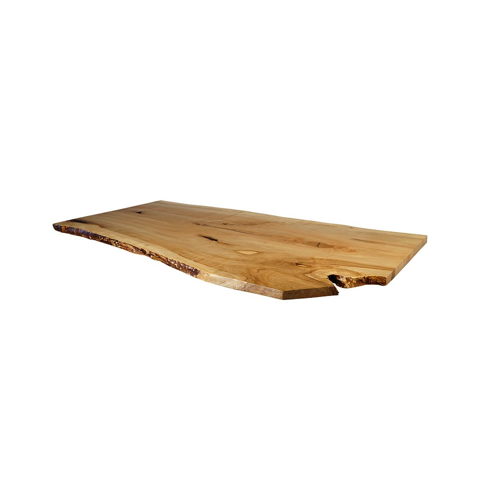 Maple Live Edge Table Top #162 - 84