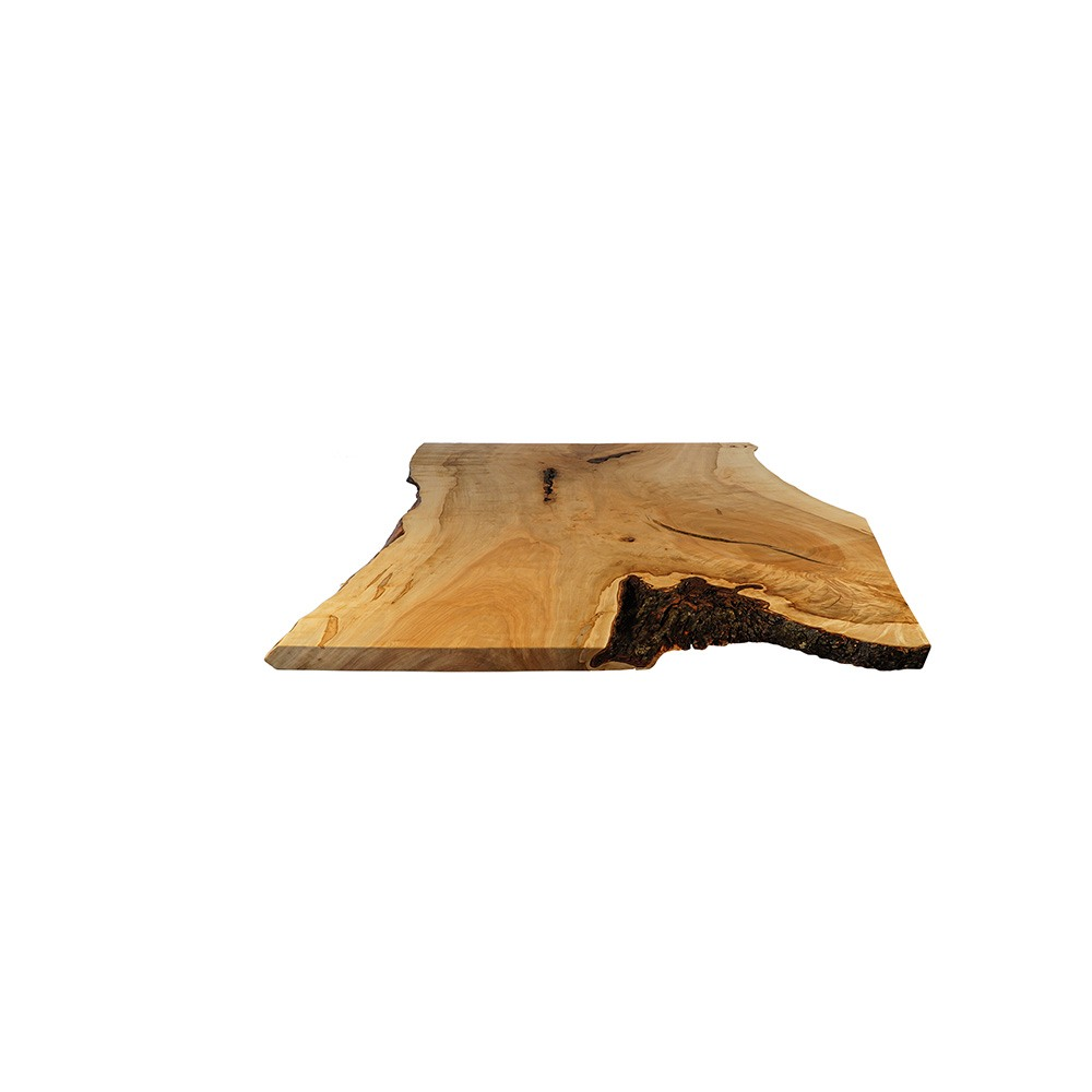 Maple Live Edge Table Top #163 - 84