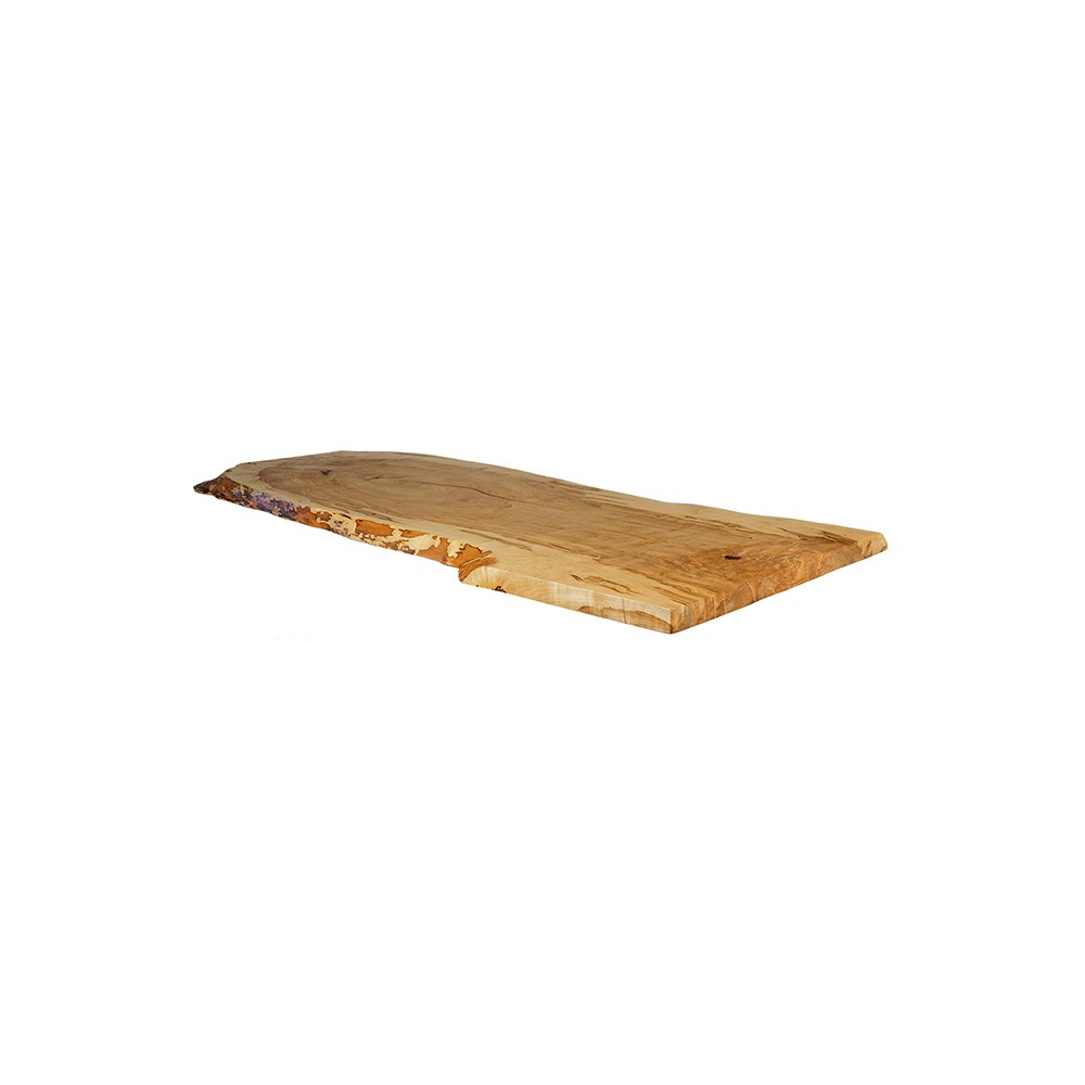 Maple Live Edge Table Top #168 - 78