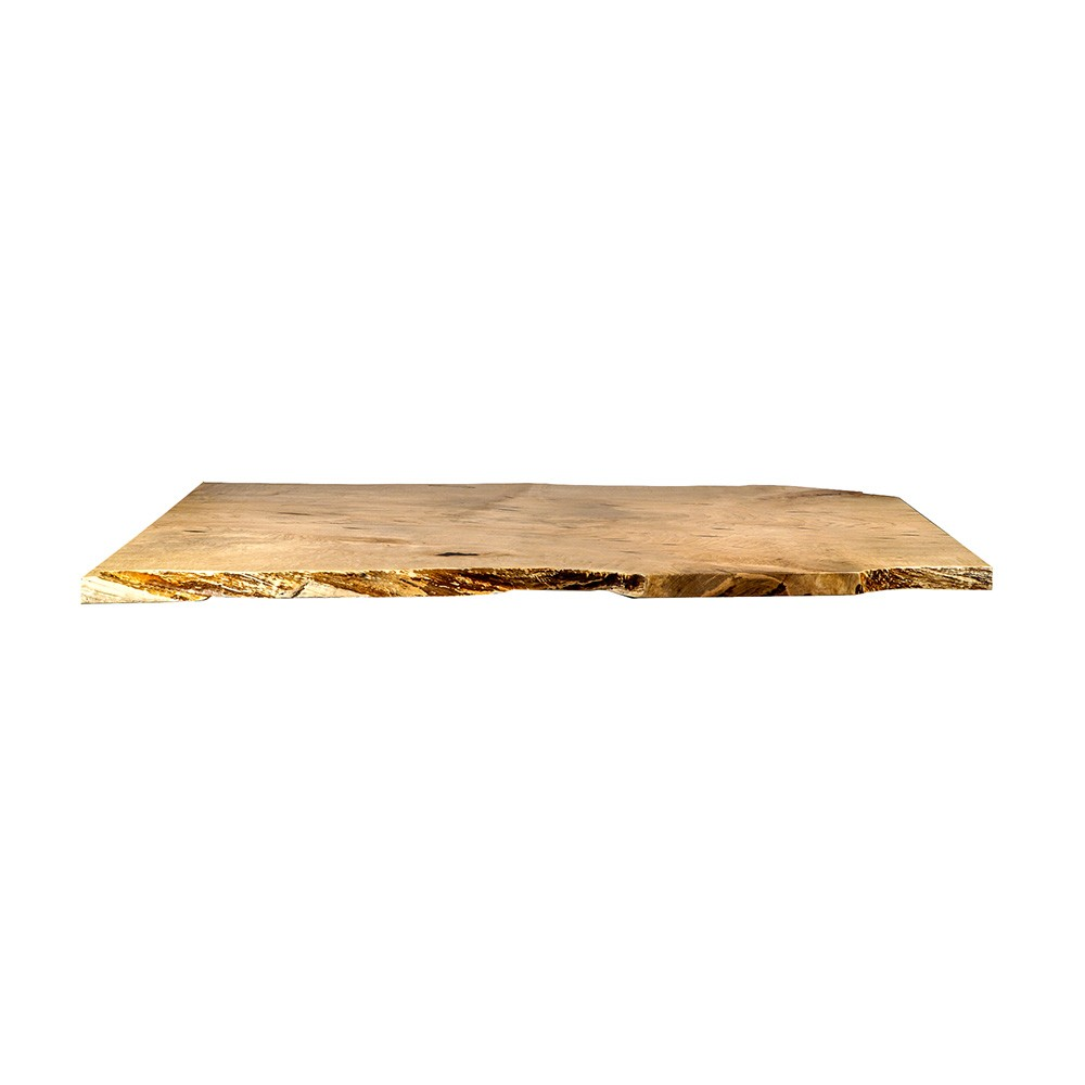 Maple Live Edge Table Top #42 - 84