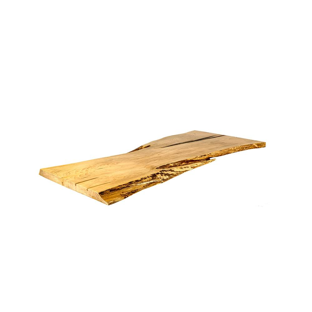 Maple Live Edge Table Top #52 - 84