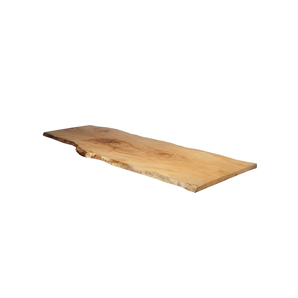Maple Live Edge Table Top #65 - 96