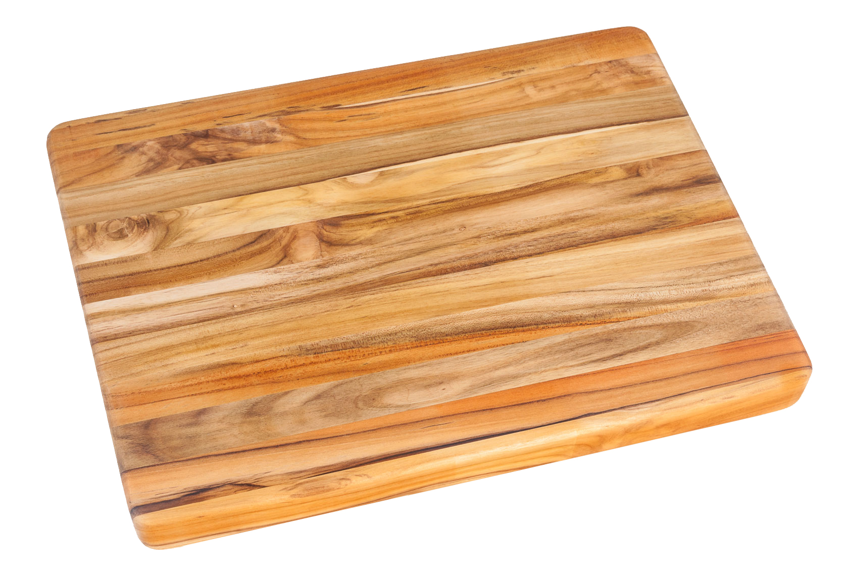 Proteak Medium, Edge-Grain Teak Cutting Board – 20