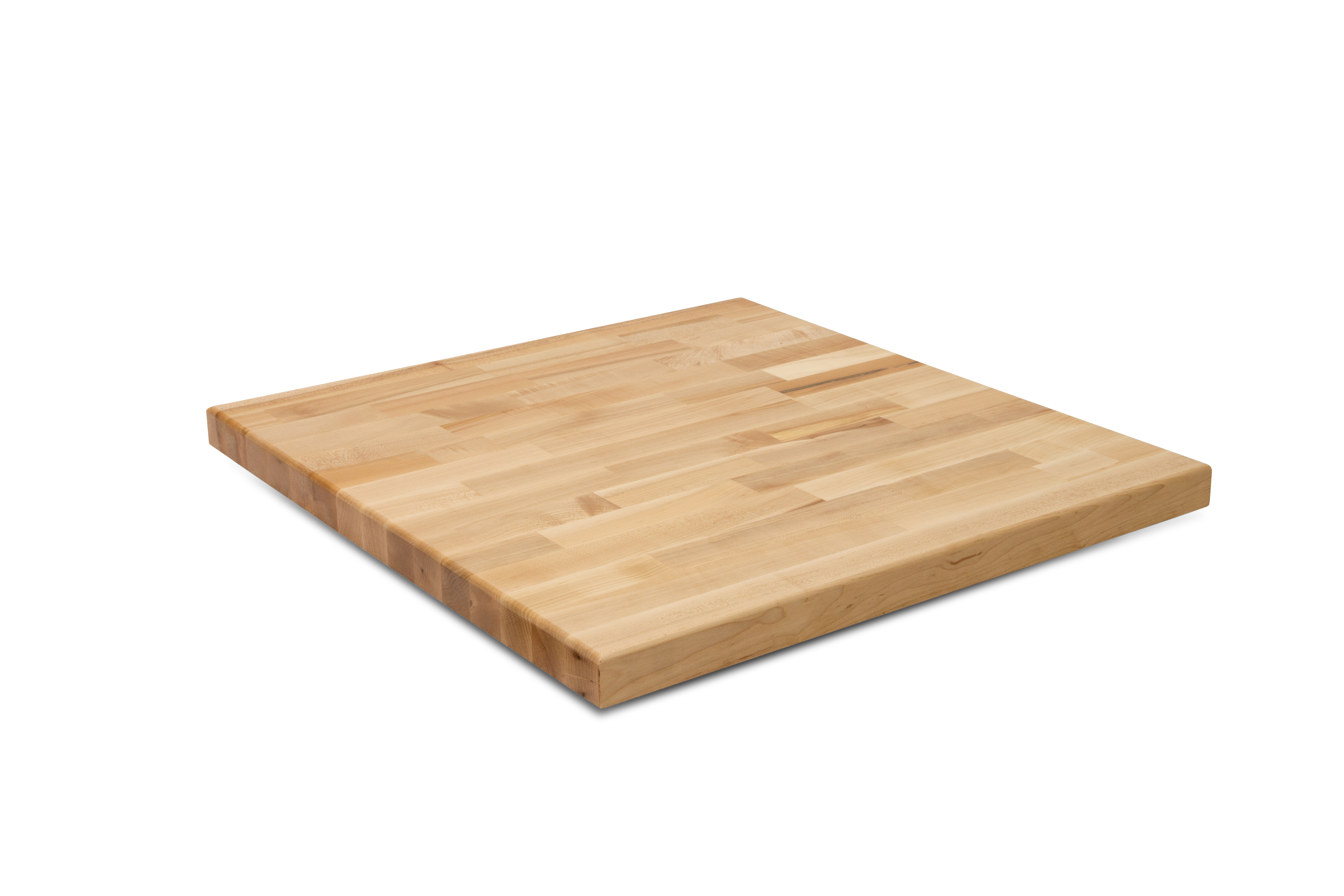 John Boos Maple Blended Grain Butcher Block Table Top