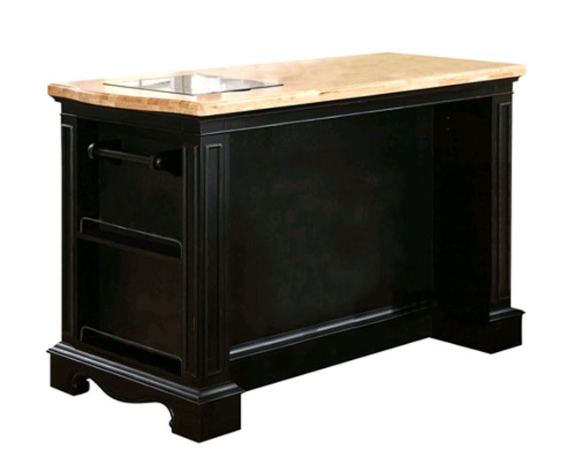 powell kitchen islands pennfield kitchen island island with stools 1620