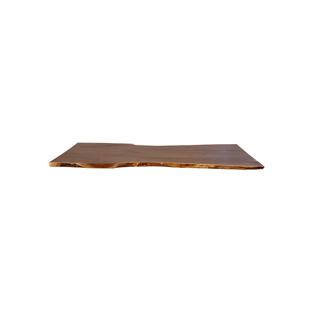 Walnut Live Edge Table Top #169 - 81