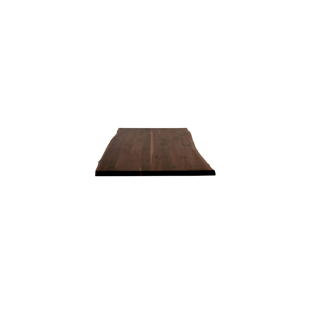 Walnut Live Edge Table Top #248 - 72